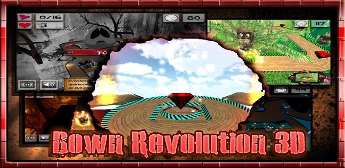 Bown Revolution 3D