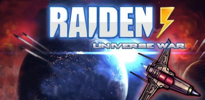 RAIDEN Universe War