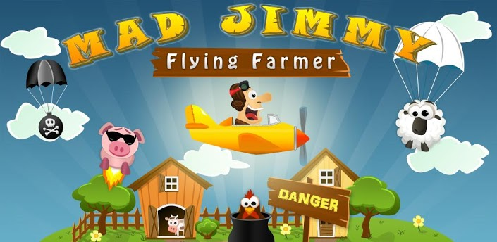 Mad Jimmy - Flying Farmer