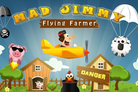 Mad Jimmy - Flying Farmer