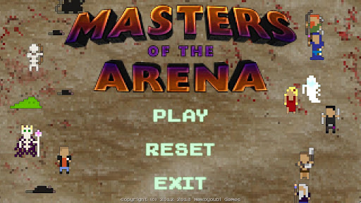 Masters of the Arena