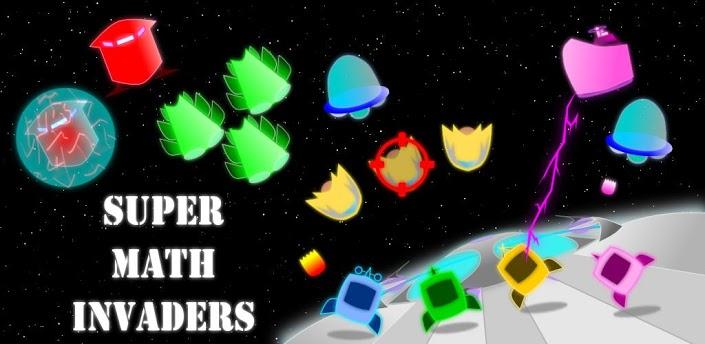 Super Math Invaders