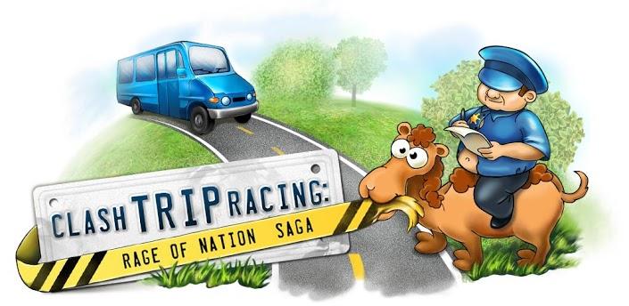 Clash Trip Racing: nation saga