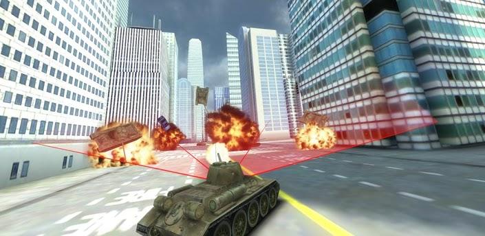 Gta Tank VS New York