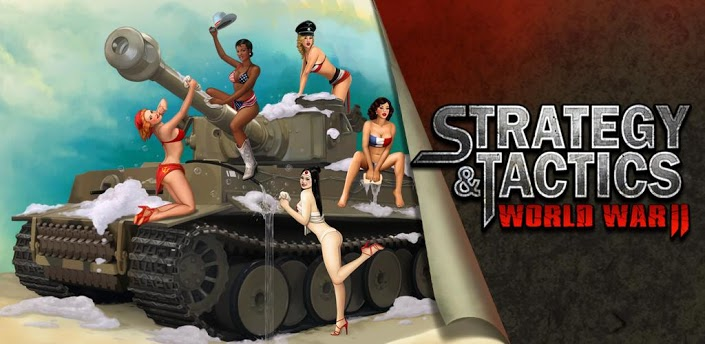 Strategy and tactics ww2 full version apk