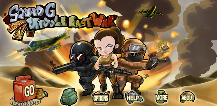 Middle East War 187 Android Games 365 Free Android Games