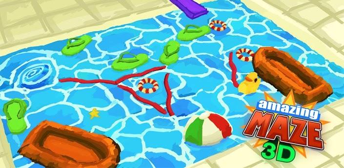 Amazing Maze 3D