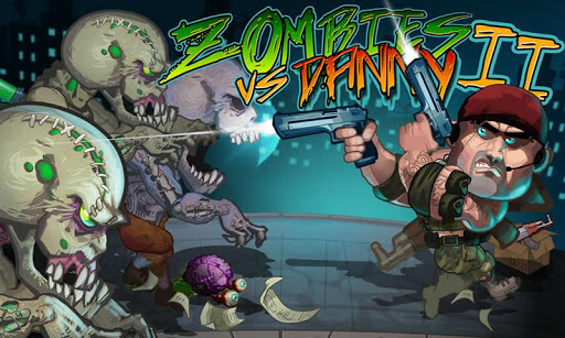 Danny vs Zombies II
