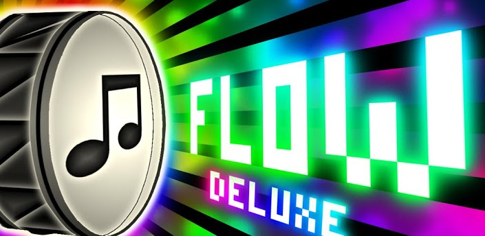 FLOW - A Space Drum Saga DLX