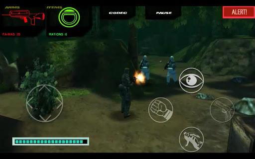 Скачать Игру Metal Gear На Андроид - фото 11