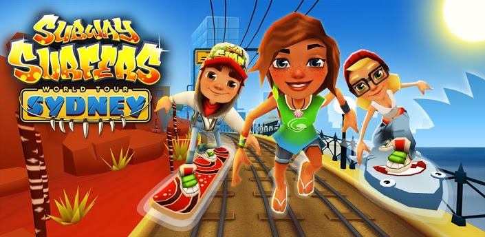 Subway Surfers Christmas l Version: 1.9.0  Size: 24.06MBDevelopers