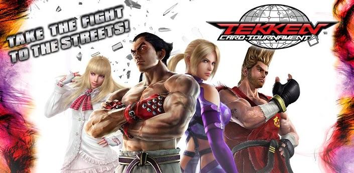 Tekken Card Tournament