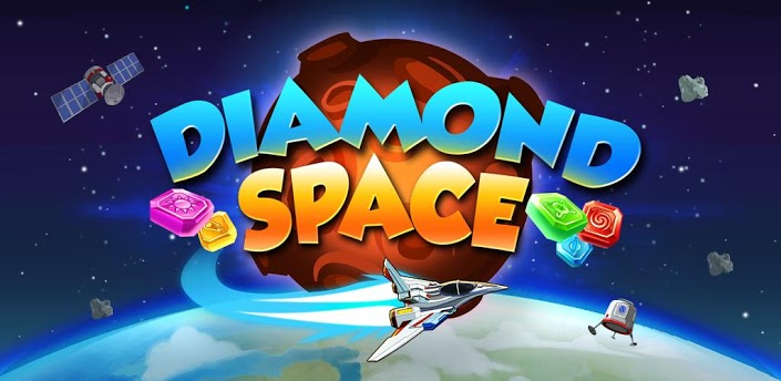 Diamond Space - Destroy Gems
