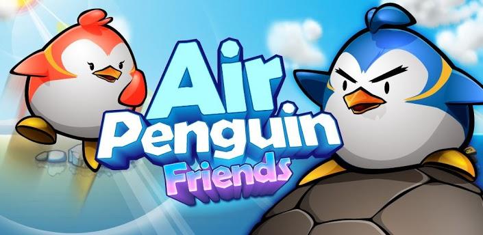 LINE AirPenguin Friends