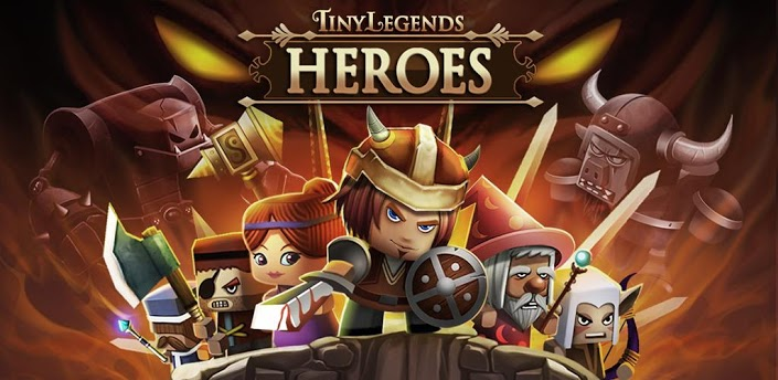 Tiny Legends Heroes