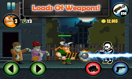 Zombie killer » Android Games 365 - Free Android Games Download