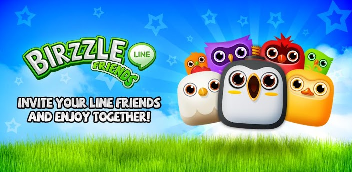 LINE Birzzle Friends » Android Games 365
