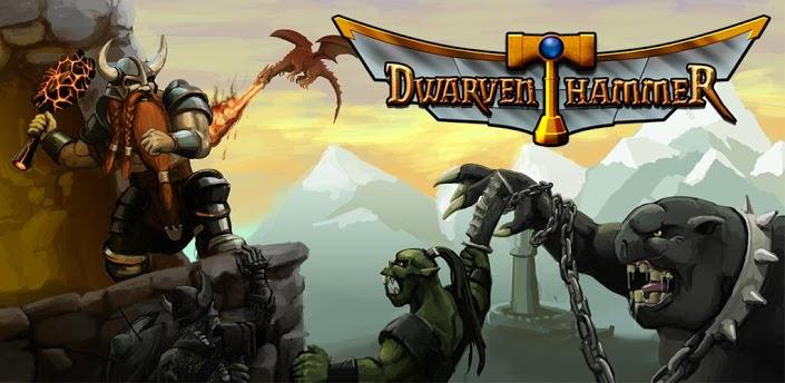 Dwarven Hammer l Version: 1.0.1 | Size: 29.62MBDevelopers: Djinnworks ...