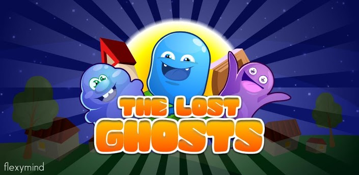 The Lost Ghosts: logic game