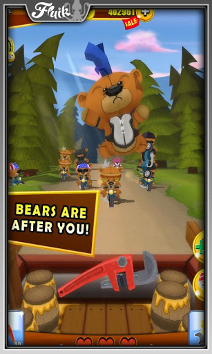 Grumpy Bears » Android Games 365 - Free Android Games Download