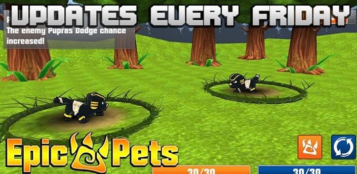 Epic Pets 3D