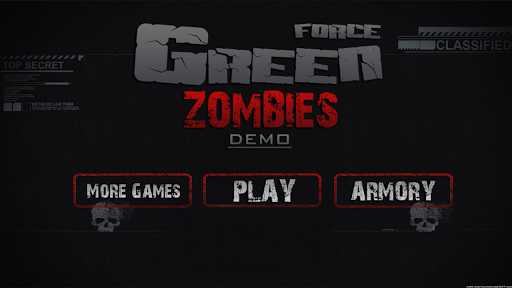 Green Force: Zombies - Demo