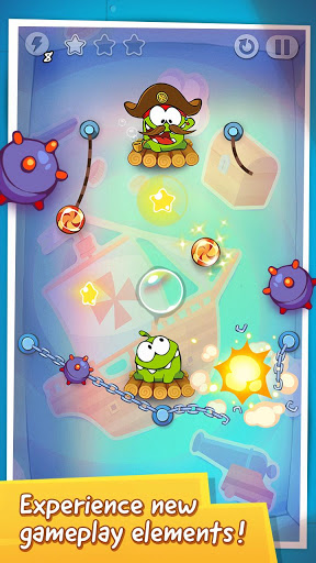 Cut the Rope: Time Travel HD