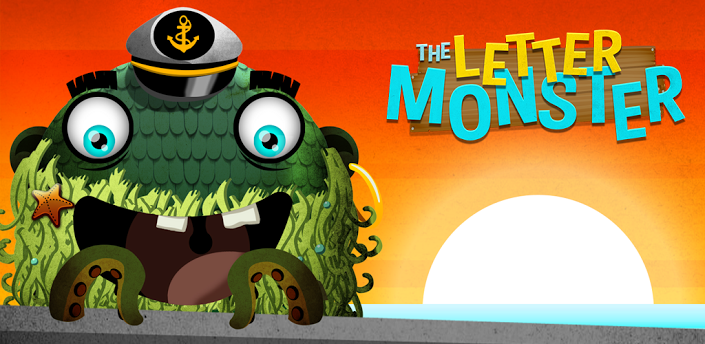 The Letter Monster