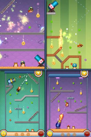 Hamster Cannon » Android Games 365