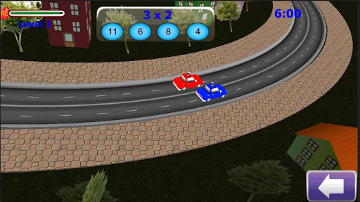 kids racing math game free