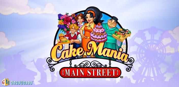 Cake Mania Gamehouse Free Download