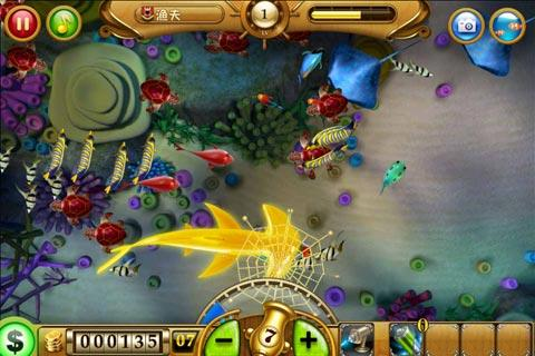 Fishing joy free game android games 365 free android for Free online fishing games