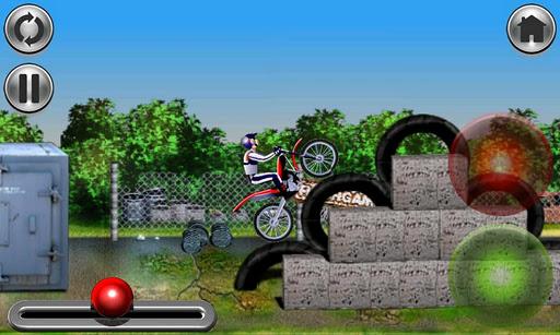 Bikemania Game