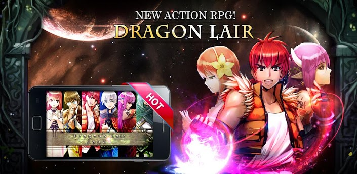 [dungeonRPG]Dragon Lair