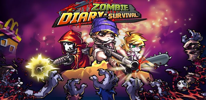 Zombie Diary: Survival