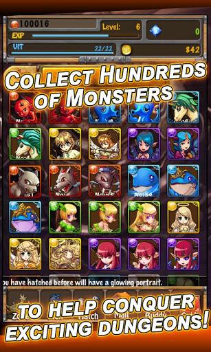 Heroes & Monsters