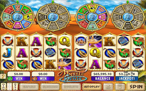 i dream of jeannie slots play for no money