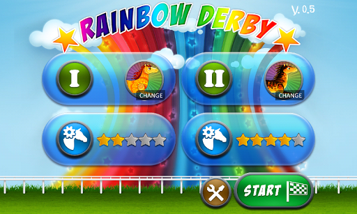 Tags for this game: Rainbow , Derby , Red River Games