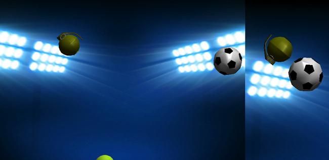 Soccer Ball Ninja 3D Football