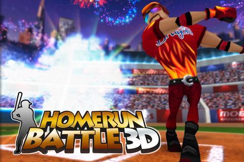 Homerun Battle 3D