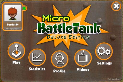 Micro Battle Tank