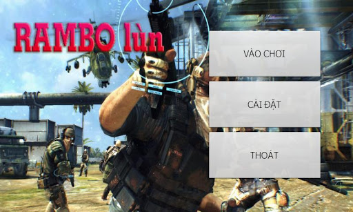 rambo lun 2 hd 187 android games 365 free android games
