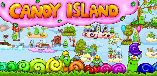 Candy Island Sweet Mothers Day