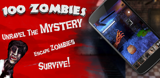 100 Zombies - Room Escape