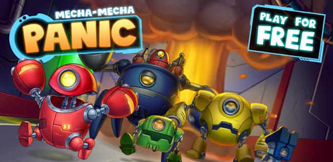 Mecha-Mecha Panic
