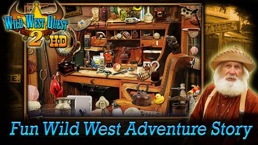 wild west quest