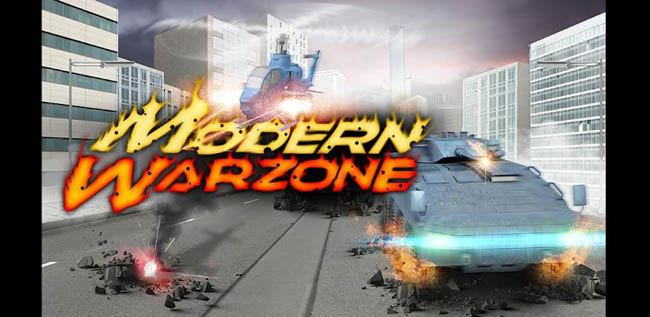 Modern Warzone HD