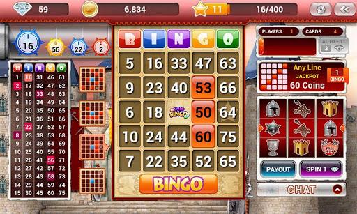 wild bingo game