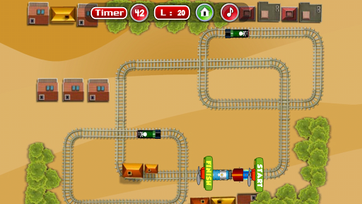 how to play the train game