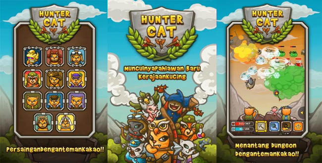 HunterCat for Kakao